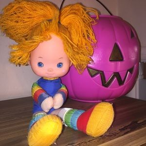Other - Vintage rainbow bright doll